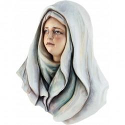 PŁASKORZEŹBA NAJŚWIĘTSZEJ MARII PANNY - SYMBOL WSPÓŁCZUCIA