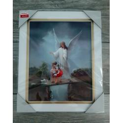 Anioł Stróż chrzest roczek dla dziecka