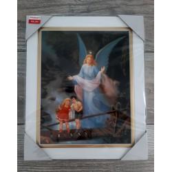 Anioł Stróż dla dziecka nad łóżeczko