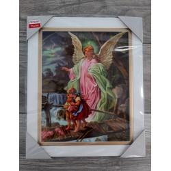 Anioł Stróż obraz na ścianę dla dziecka