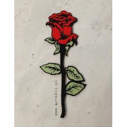Róża z drewna wieczny kwiat dekoracja